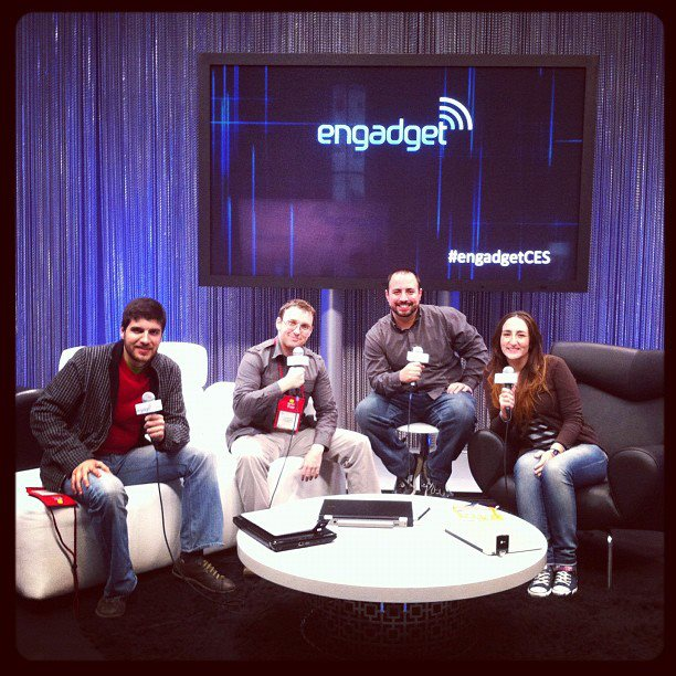 Engadget Podcast 060: Más CES 2012