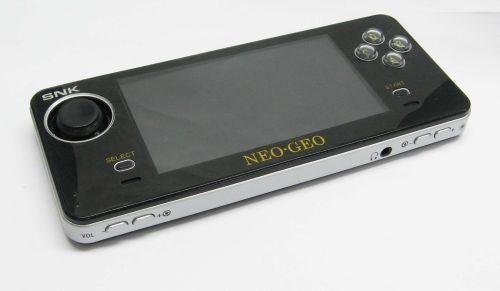 Neo Geo porttil de SNK