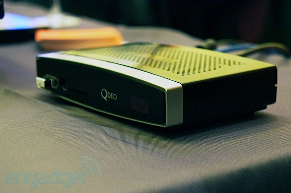 Marvell muestra un dispositivo Google TV con procesador ARM - CES 2012