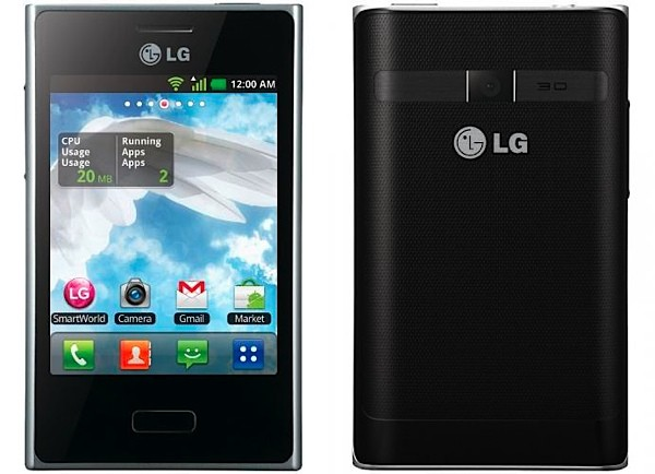 LG Optimus L3 aparece de la nada en una tienda sueca