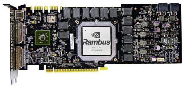 NVIDIA y Rambus firman las paces definitivamente