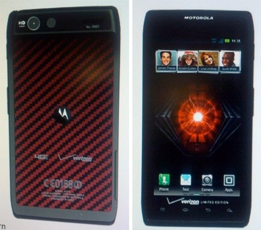 Droid RAZR y RAZR Maxx en edicin limitada para los empleados de Verizon?