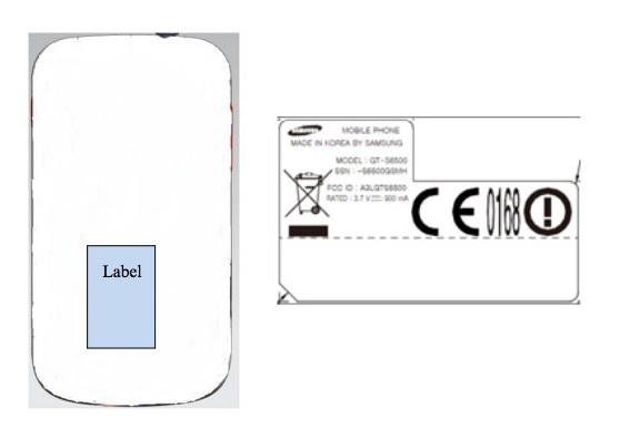 samsung galaxy mini 2 FCC filtrado