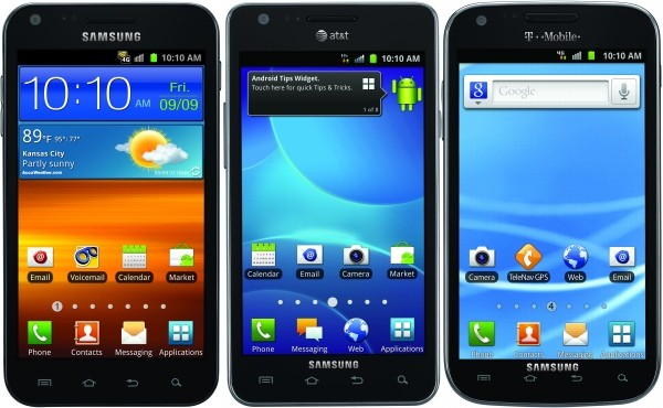 Samsung Galaxy S II celebra los 20 millones de unidades vendidas