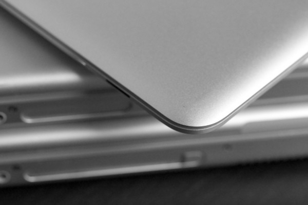 Los prximos MacBook Pro podran tener un diseo similar al de los MacBook Air