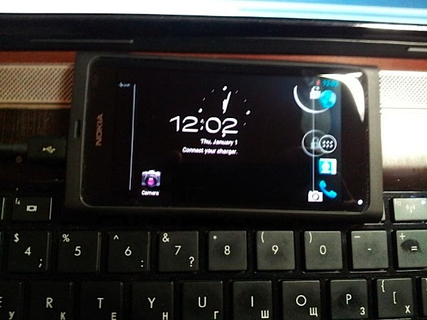 Consiguen ejecutar Ice Cream Sandwich en un Nokia N9