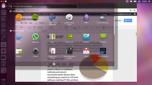 Ubuntu para mviles Android visto de cerca (con video)