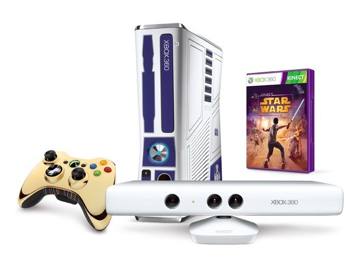 El pack Kinect Star Wars llegar el 3 de abril