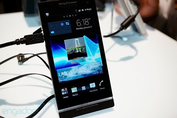 Sony Xperia S disponible España