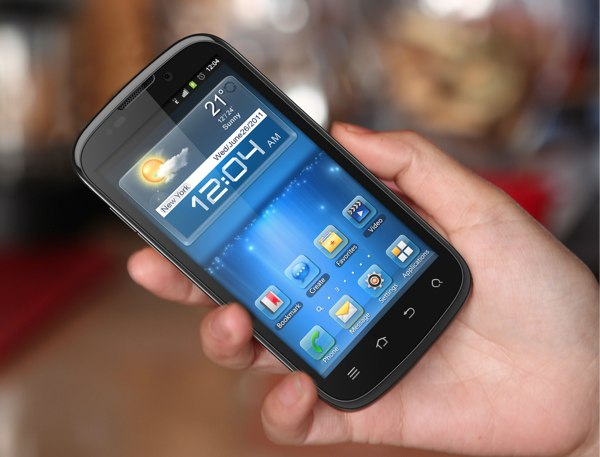 ZTE Mimosa X se adelanta al MWC 2012 con ICS, pantalla de 4,3