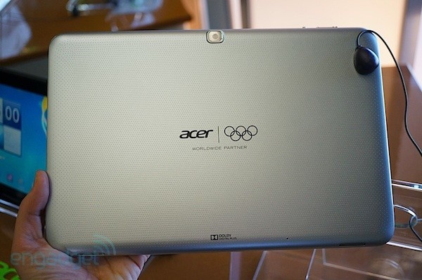 Acer Iconia Tab A510 Olympic Games Edition lista para Londres 2012