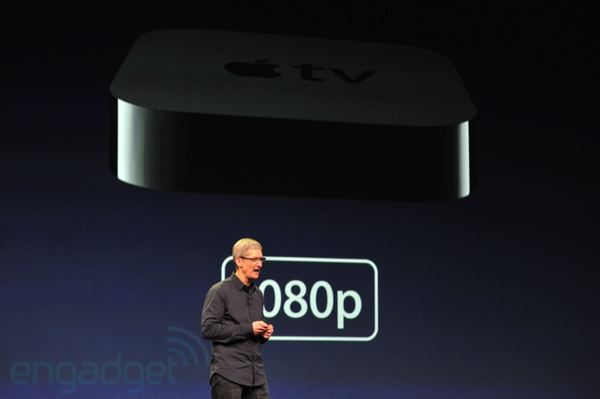 Apple TV se renueva y soporta 1080p