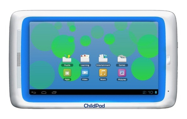 Archos muestra el Child Pad: Un tablet de 7 pulgadas para nios por 99 euros/130 dlares