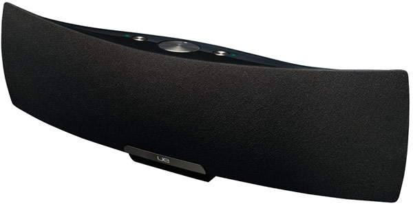 Logitech UE Air Speaker, altavoz compatible con AirPlay que sale a la venta en abril