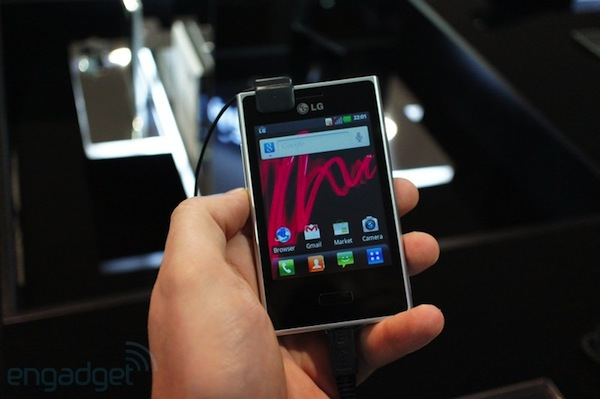 LG Optimus L3 ya a la venta en Espaa