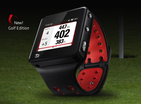 Motorola MOTOACTV Golf Edition