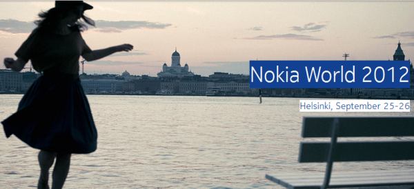 Nokia World 2012 se celebrar en Finlandia del 25 al 26 de septiembre