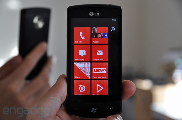 LG decide centrarse en Android y olvidarse de Windows Phone