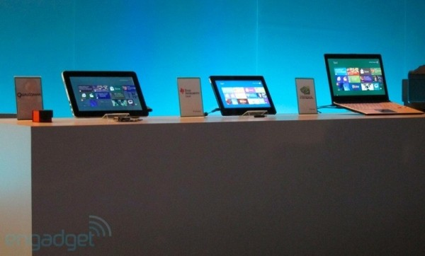 Windows 8 llegar al mercado en tres versiones: Windows 8, Windows 8 Pro y Windows RT