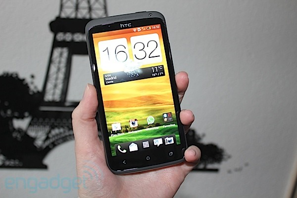 HTC One X, primera toma de contacto (en vdeo!)