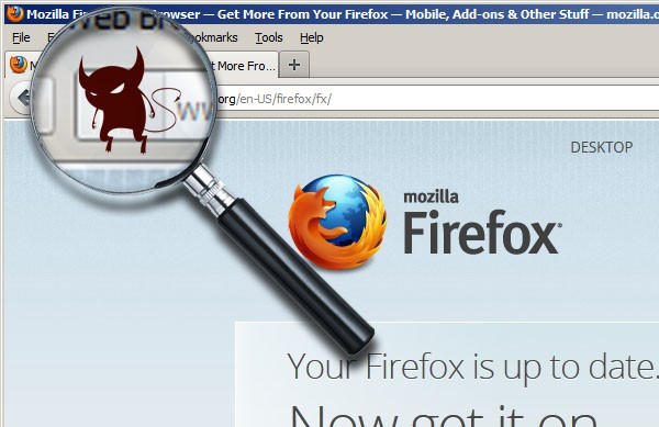 Mozilla ve en los favicons de la barra de direcciones un riesgo y los eliminar de Firefox