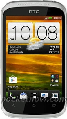 HTC 'Golf' filtrado con Sense 4.0 y ICS