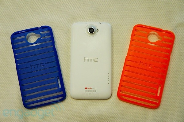 Un vistazo a las fundas oficiales del HTC One X
