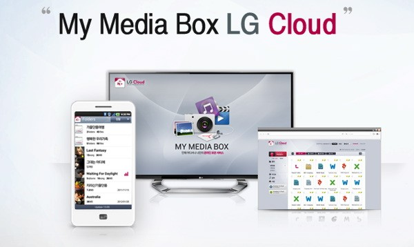 LG presenta su servicio en la nube bajo el nombre de LG Cloud