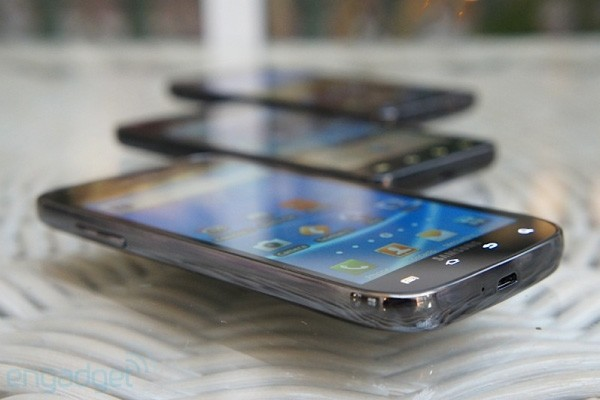Samsung confirma que el Galaxy S III no tendr pantalla 3D (y sus prximos modelos, tampoco)