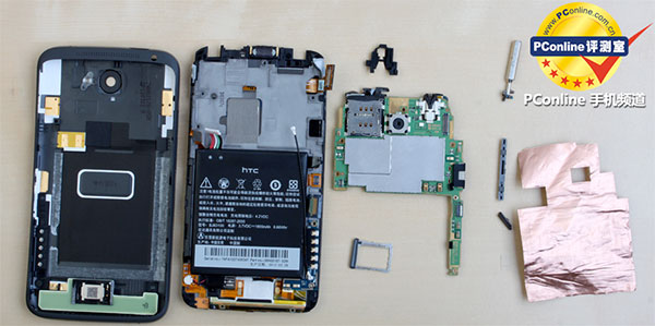 HTC One X ensea hasta su ltima fibra muscular sobre la tabla del carnicero