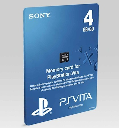 PS Vita 3G viene ahora con tarjeta de 4 GB de regalo tiempo limitado Espaa