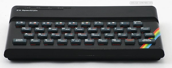 ZX Spectrum cumple 30 aos (vdeo)