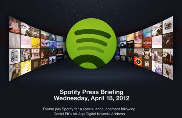 Spotify trama algo para la prxima semana