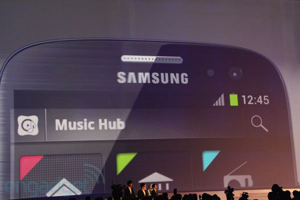 Samsung Galaxy S III llega con nuevos servicios bajo el brazo: Music Hub, S Health y mucho ms
