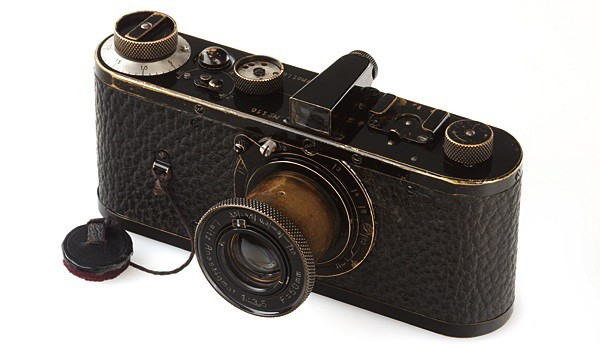 Una Leica Serie 0 se convierte en la cmara ms cara de la historia al subastarse por 2.16 millones de euros