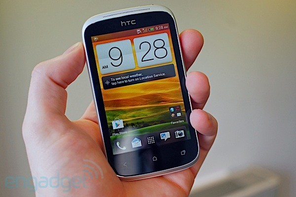 HTC Desire C, un vistazo ms de cerca al benjamn de la familia