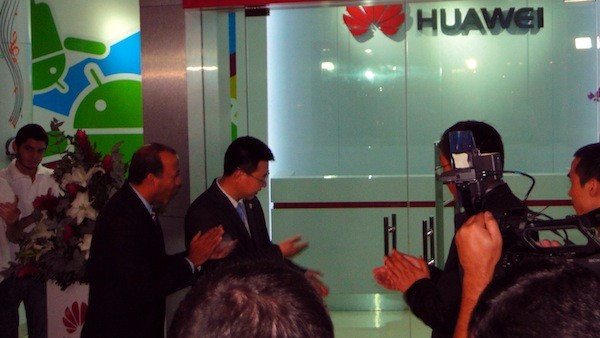Huawei abre tienda en Venezuela, la primera fuera de China