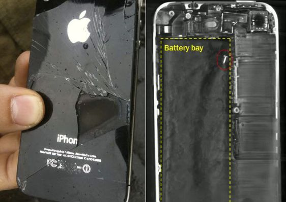 iPhone 4 que emiti 'humo' durante vuelo australiano haba sufrido daos durante una reparacin