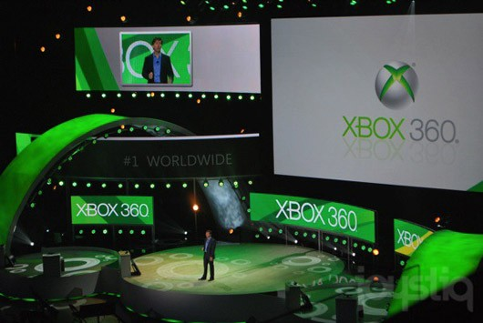 Microsoft transmitir su conferencia de la E3 por medio de Xbox Live