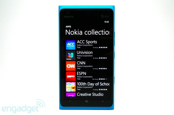 Marketplace requiere el uso de Windows Phone 7.5