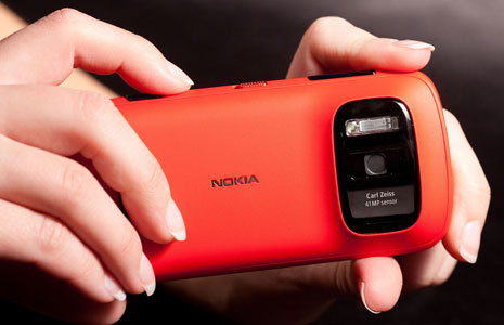 Nokia 808 PureView confirma su disponibilidad para este mes
