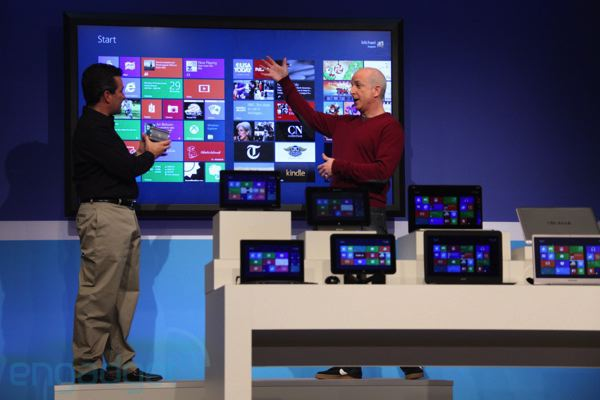 Microsoft seleccionar las mejores apps en Windows 8 para el arranque de Windows 8