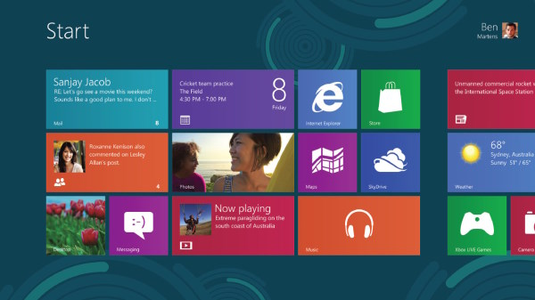 Windows 8 Release Preview disponible - ¡Al ataque!