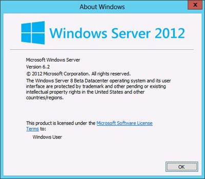 Ya está disponible Windows Server 2012 Release Candidate