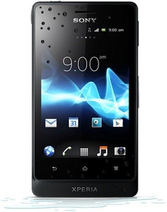 Sony Xperia go te acompaar en tus chapuzones