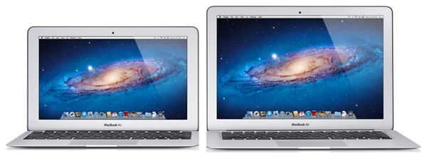 MacBook Air 2011 vs. MacBook Air 2012: ¿Qué ha cambiado?