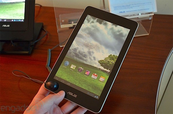 Nexus 7, el tablet de 7 pulgadas de ASUS saldra a la venta a finales de mes (rumor)