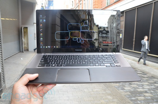 Toshiba presenta el ultrabook Satellite U840W con pantalla de 14,4''