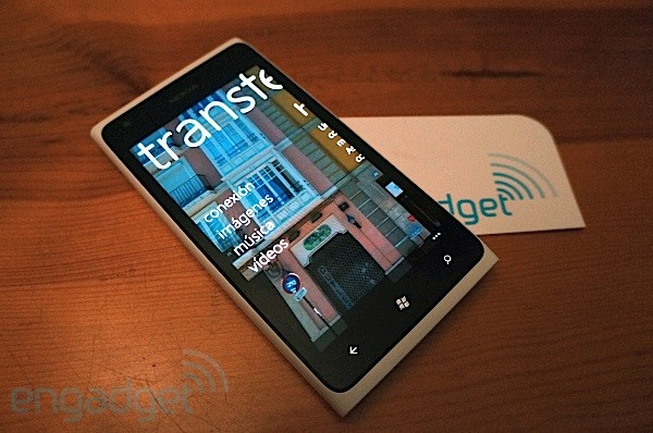 Nokia Transferir a (Play To) ya disponible para descargar desde el Marketplace de Windows Phone