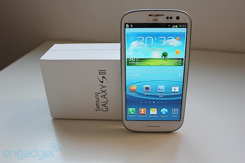 Samsung Galaxy S III, analisis